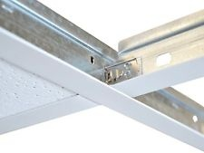 Suspended Ceiling Accessories Flat T Bar